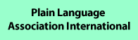 Plain Language Association International